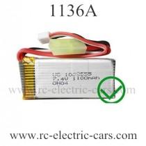 Double Star 1136A car Battery