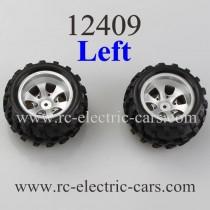 WLToys 12409 car wheel left