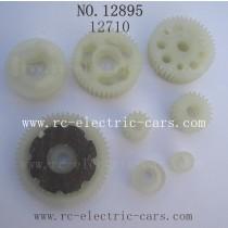 HBX 12895 Transit Parts-Gears Assembly 12710