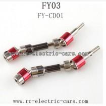 Feiyue FY03 Eagle-3 Upgrade parts-Axle Transmission