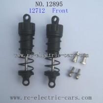 HBX 12895 Transit Parts-Oil Filled Shocks 12712