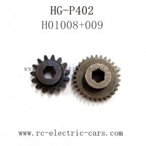 HENG GUAN HG P402 Parts High and Low Speed Gear H01008