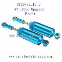 FEIYUE FY06 Car upgrade spare parts-Metal Front Shock XY-12006