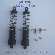 HBX 12895 Transit Parts-Oil Filled Shocks Rear
