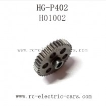 HENG GUAN HG P402 Parts Transmission Gear H01002