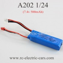 WLToys A202 Car lipo Battery