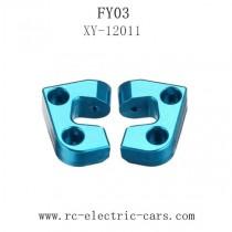 Feiyue FY-03 RC Car Upgrade parts-Metal Rear Axle Fixed Parts