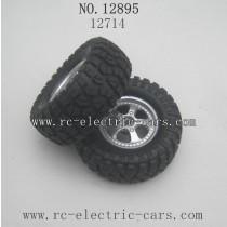 HBX 12895 Transit Parts-Wheels Complete 12714