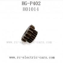 HENG GUAN HG P402 Parts Shift Gear H01014