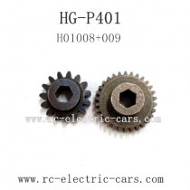 HENG GUAN HG P401 Parts-High and Low Speed Gear