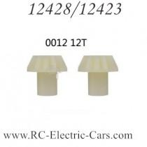 wltoys 12428 12423 car Driver gear