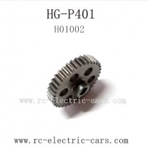 HENG GUAN HG P401 Parts-Transmission Gear H01002
