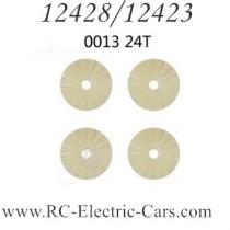 wltoys 12428 12423 car Gear 24T