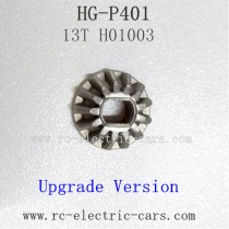 HENG GUAN HG P401 Parts-Upgrade Bevel Gear 13T