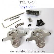 WPL B24 Gaz-66 Upgrades-Metal Gear Box