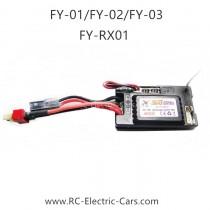 FeiYue FY-01 FY-02 FY-03 Car Receiver Board