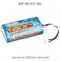 RUI PENG RP-06 RC Car 7.4V Battery