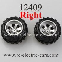 WLToys 12409 car wheel Right