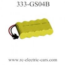ZC RC Drives 333-GS04B Battery