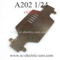 WLToys A202 mini Car Bottom Board