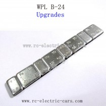 WPL B24 GAz-66 Upgrades-Decorative Iron
