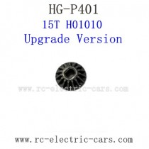 HENG GUAN HG P401 Parts-Upgrade Bevel Gear 15T