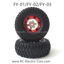 FeiYue FY-01 FY-02 FY-03 Car Wheels