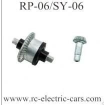 RUI PENG RP-06 RC Car Differential kits