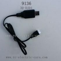 XINLEHONG TOYS 9136 Parts-USB Charger 30-DJ04
