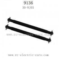 XINLEHONG TOYS 9136 Parts-Rear Dog Bone