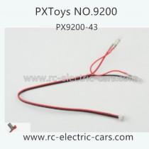 PXToys 9200 Car Parts-Head Lamp PX9200-43