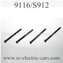 XINLEHONG 9116 S912 Truck LS16 Machine Screws