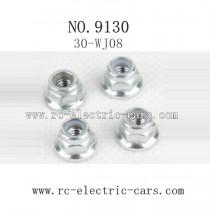 xinlehong toys 9130 car-Locknut 30-WJ08 upgrade