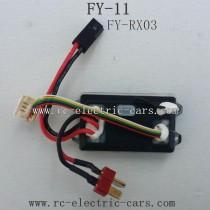 FEIYUE FY-11 Parts-Receiver FY-RX03
