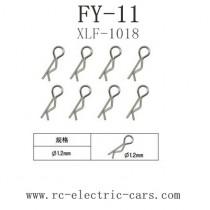 FEIYUE FY-11 Parts-R-Shape Lock