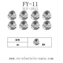FEIYUE FY-11 Parts-Flange Lock nut