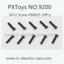 PXToys 9200 Car Parts-Screw P88025