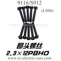 XINLEHONG 9116 S912 Truck Screws