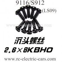 XINLEHONG 9116 S912 Truck Screws LS09