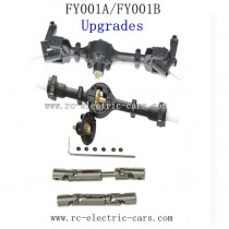FAYEE FY001A FY001B Upgrades Parts-Axle Metal Universal drive shaft