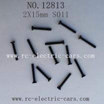 HBX 12813 CAR Survivor MT Parts-Countersunk Self Tapping Screw S011