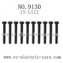 xinlehong toys 9130 car-Round Headed Screw 15-LS12