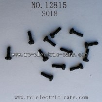HAIBOXING HBX 12815 parts-Round Head Self Tapping Screw S018