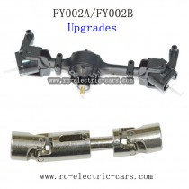 FAYEE FY002A FY002B Upgrades-Front Axle and Universal Drive Shaft
