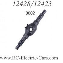wltoys 12428 12423 Car Left rear axle