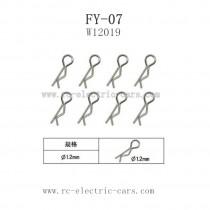 FEIYUE FY-07 Parts-Body Clips W12019