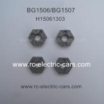Subotech BG1506 BG1507 Car Parts Hexagon Wheel Seat H15061303