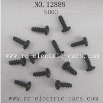 HBX 12889 Thruster parts Self Tapping Screw S003