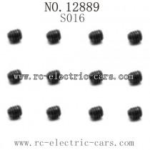 HBX 12889 Thruster parts Grub Screw 3X3mm S016