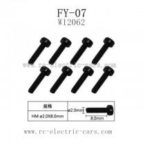 FEIYUE FY-07 Parts-Machine Silk Screw W12062